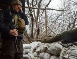 Mengkhawatirkan, 150.000 Tentara Rusia Siap Tempur di Perbatasan Ukraina