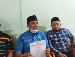Ditunjuk Sebagai Caretaker KNPI Maluku, Saiful Chaniago: KNPI yang Sah Dibawah Kepemimpinan Haris Pratama