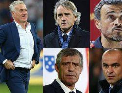 5 Pelatih Terbaik di Piala Eropa 2020: Deschamps Teratas