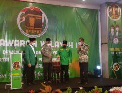 Muswil DPW PPP Maluku Momentum Konsolidasi Partai