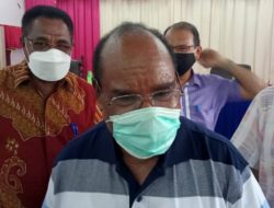 Waduh, Kota Sorong Tak Terima Pasien Covid-19 dari Daerah Lain