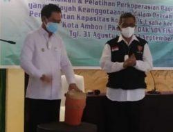 Genjot SDM Berdaya Saing, Dinas Koperasi Ambon Gelar PK2UKM