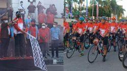 75 Pembalap Sepeda Bertarung di Tour de Moluccas