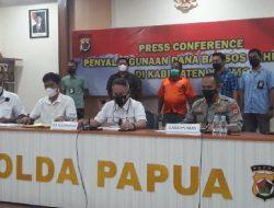 Mantan Bupati di Papua Tersangka Korupsi Bansos Rp1 Miliar